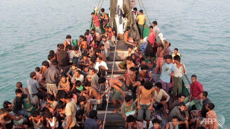 Sekitar 25.000 Etnis Rohingya Kembali Ke Myanmar