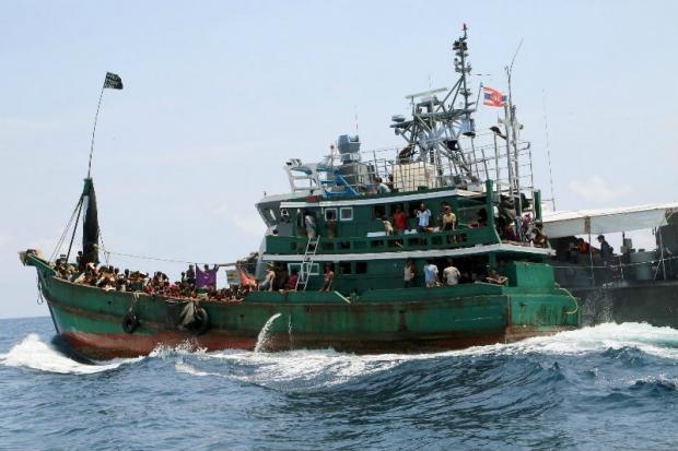 UNHCR DUKUNG PENYELESAIAN PENGUNGSI ROHINGYA