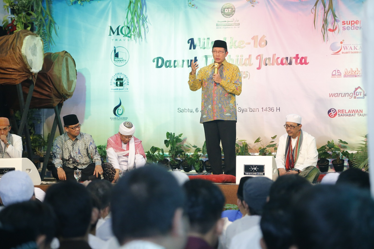MENTERI AGAMA: HATI, SALAH SATU INTI KEKUATAN UMAT ISLAM