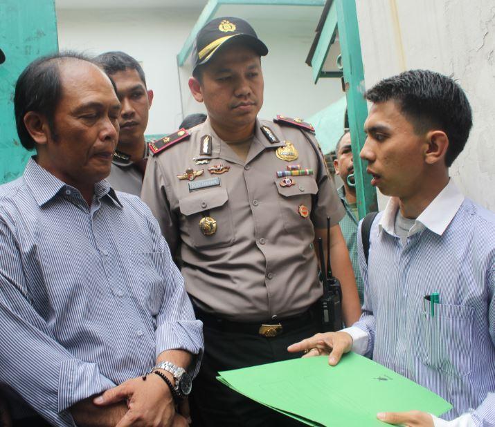 JAMA'AH MUSLIMIN (HIZBULLAH) KIRIM SURAT KE PRESIDEN MYANMAR