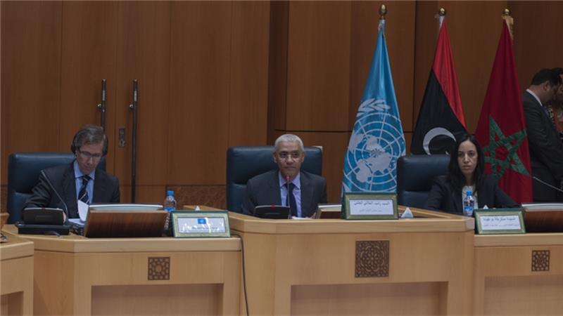 PARLEMEN LIBYA TOLAK KESEPAKATAN PEMBAGIAN KEKUASAAN