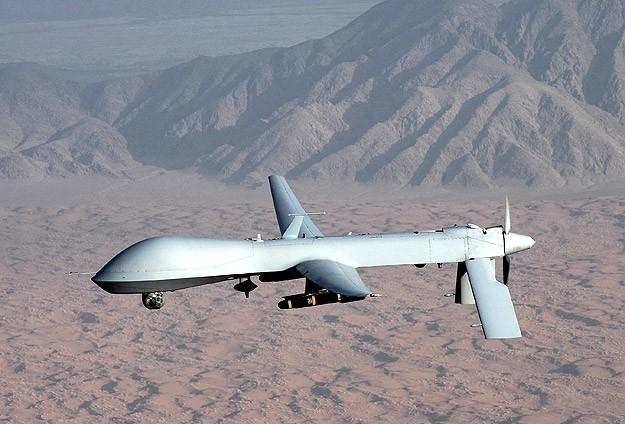 SEMBILAN PEJUANG PAKISTAN TEWAS DALAM SERANGAN DRONE AS