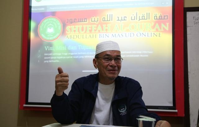 Ketua Komite Dewan Dakwah Islam Filipina, Dr. Wateu Datu Ibrahim. Photo : Hadis/MINA