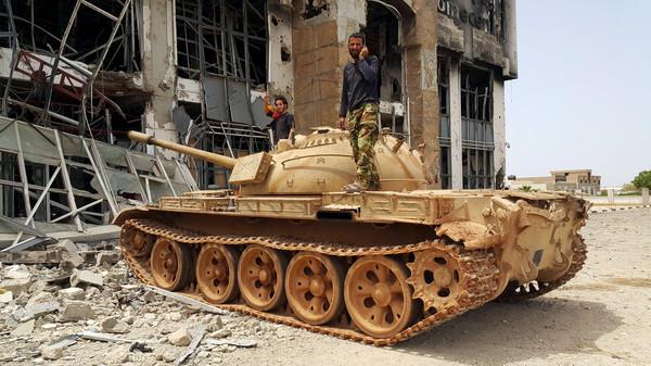 PERUNDINGAN LIBYA DI MAROKO HARAPKAN PEMERINTAHAN BERSATU