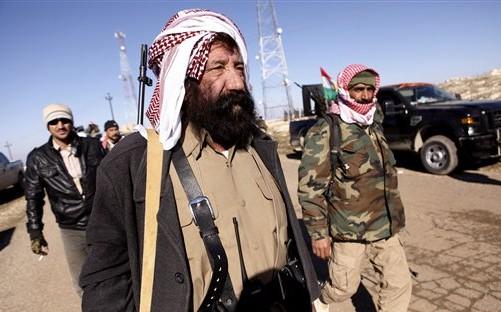 YAZIDI DITUDUH BANTAI SUNNI IRAK KARENA DENDAM KEPADA ISIS