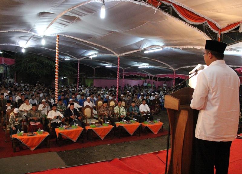 MENTERI AGAMA: ISLAM INDONESIA ADALAH ISLAM YANG DAMAI