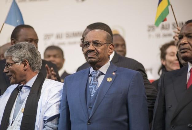 PRESIDEN SUDAN SUDAH BISA PULANG KE NEGARANYA