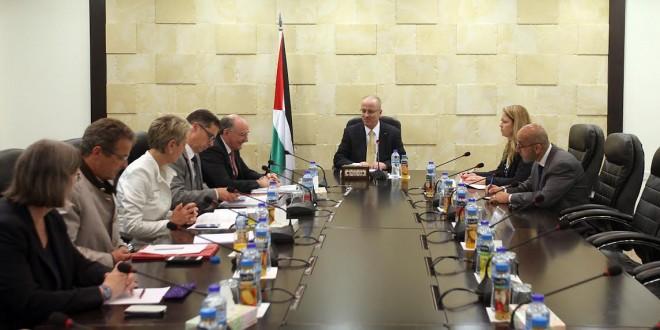 PM PALESTINA: NASIB PEMERINTAH AKAN DIPUTUSKAN SENIN INI