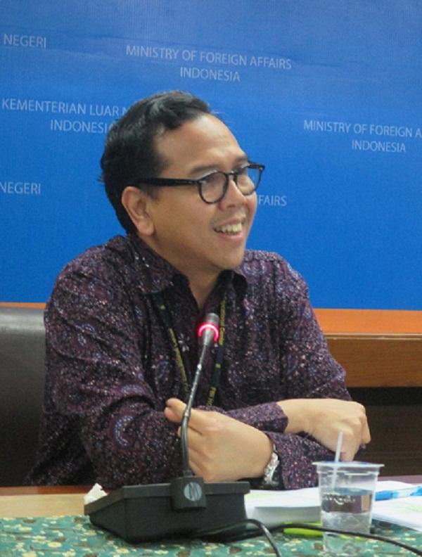 PENYELENGGARAAN IORA MENJADIKAN INDONESIA SEBAGAI POROS MARITIM DUNIA