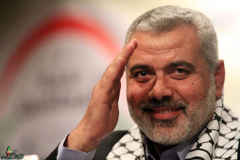Jelang Kedatangan Pemerintah Nasional di Gaza, Haniyah Telpon Abbas