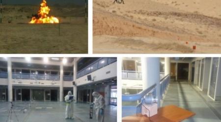 ISRAEL LAKUKAN PERCOBAAN BOM RADIOAKTIF DI NEGEV