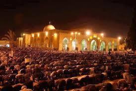 MASJID AL-AQSHA SIAP TAMPUNG RATUSAN RIBU JAMAAH SELAMA RAMADHAN