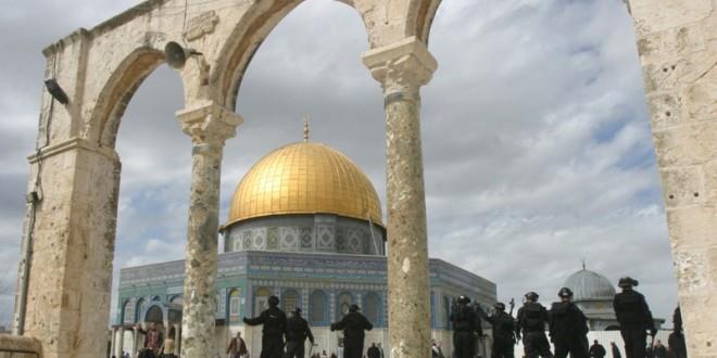 ISRAEL DAN YORDANIA RUNDINGKAN BUKA KEMBALI AL-AQSA UNTUK NON-MUSLIM