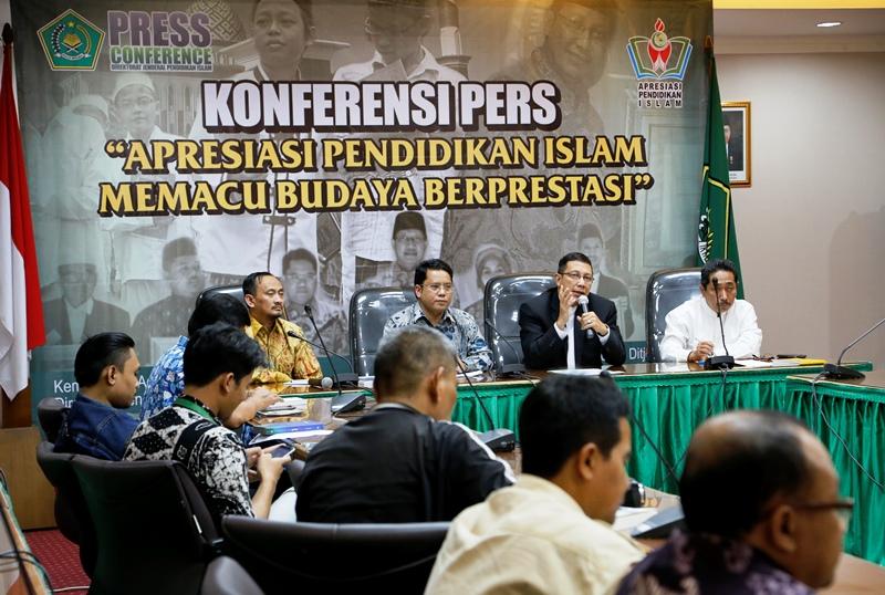KEMENTERIAN AGAMA SIAPKAN AJANG APRESIASI PENDIDIKAN ISLAM 2015
