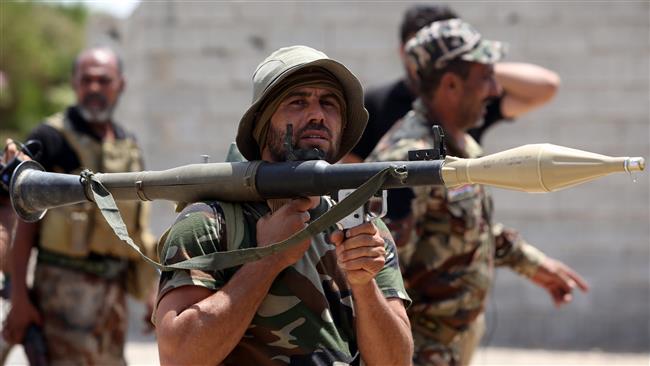SEBANYAK 6 RIBU PEJUANG SUNNI IRAK GABUNG PEMERINTAH LAWAN ISIS