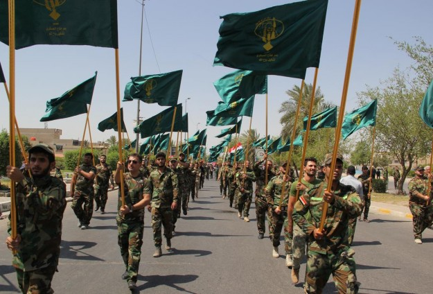 RATUSAN WARGA IRAK PERINGATI HARI AL-QUDS DI BAGHDAD