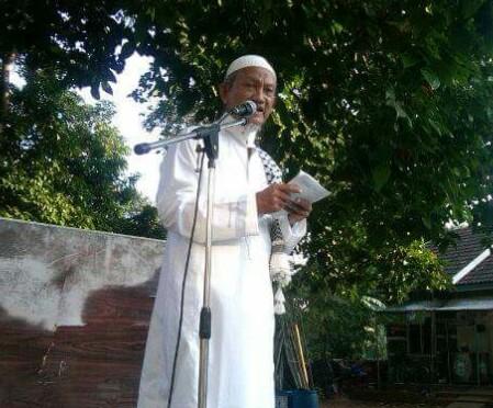 KHUTBAH IDUL FITRI: BERSYUKUR DI HARI RAYA IDUL FITRI