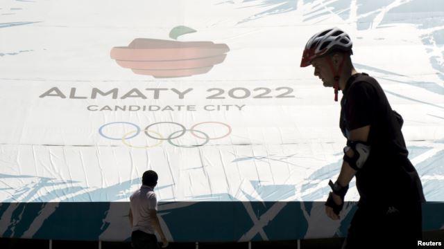KAZAKHSTAN INGINKAN OLIMPIADE 2022 DI ALMATY