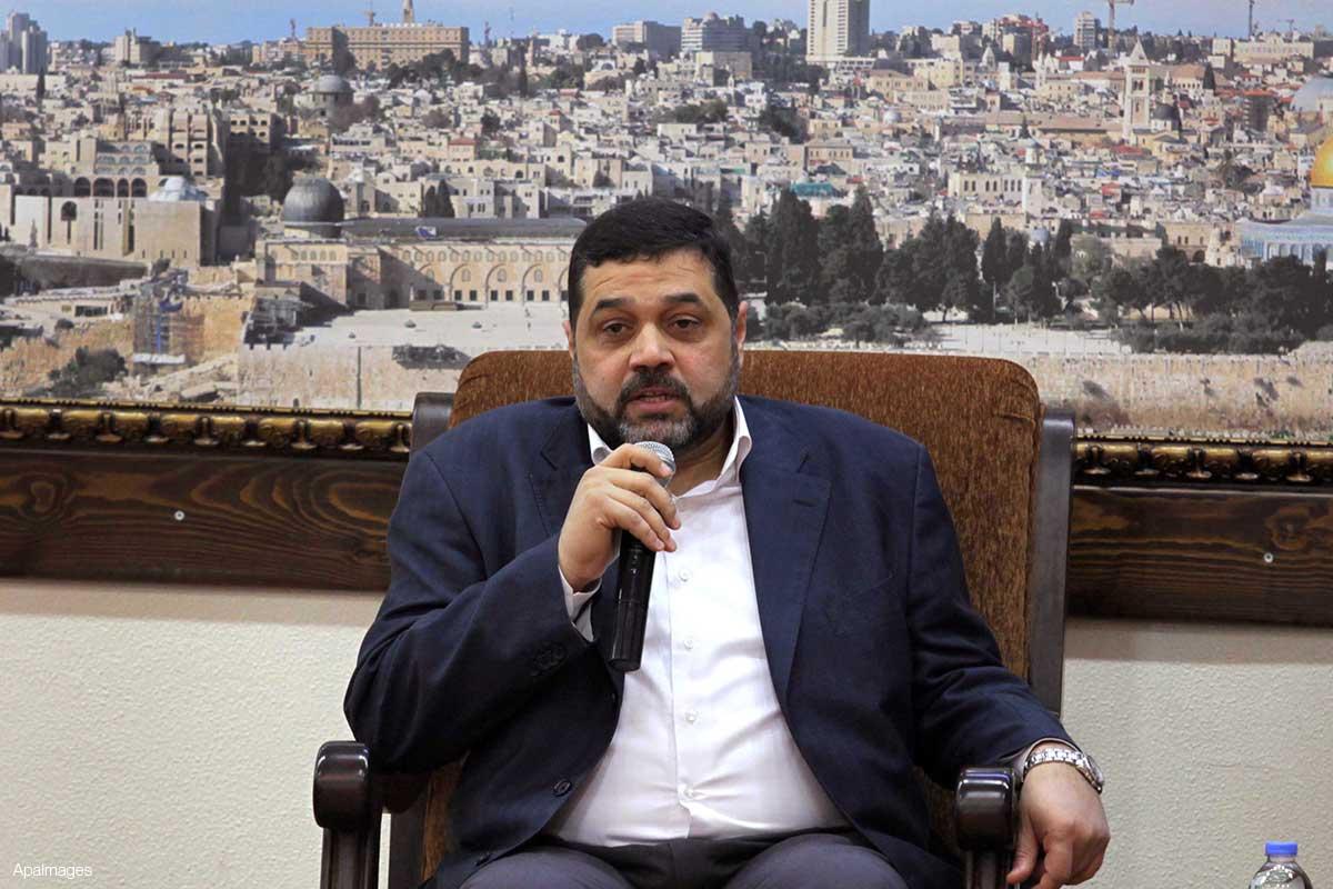 HAMAS SERUKAN DUKUNGAN INTERNASIONAL UNTUK INTIFADHAH AL-QUDS