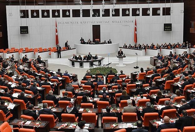 PARLEMEN TURKI SERUKAN PERTEMUAN LUAR BIASA BAHAS AGRESI MILITER