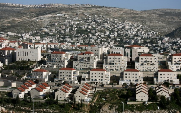 DOKUMEN TERBARU UNGKAP ISRAEL CAPLOK SEPERTIGA TEPI BARAT