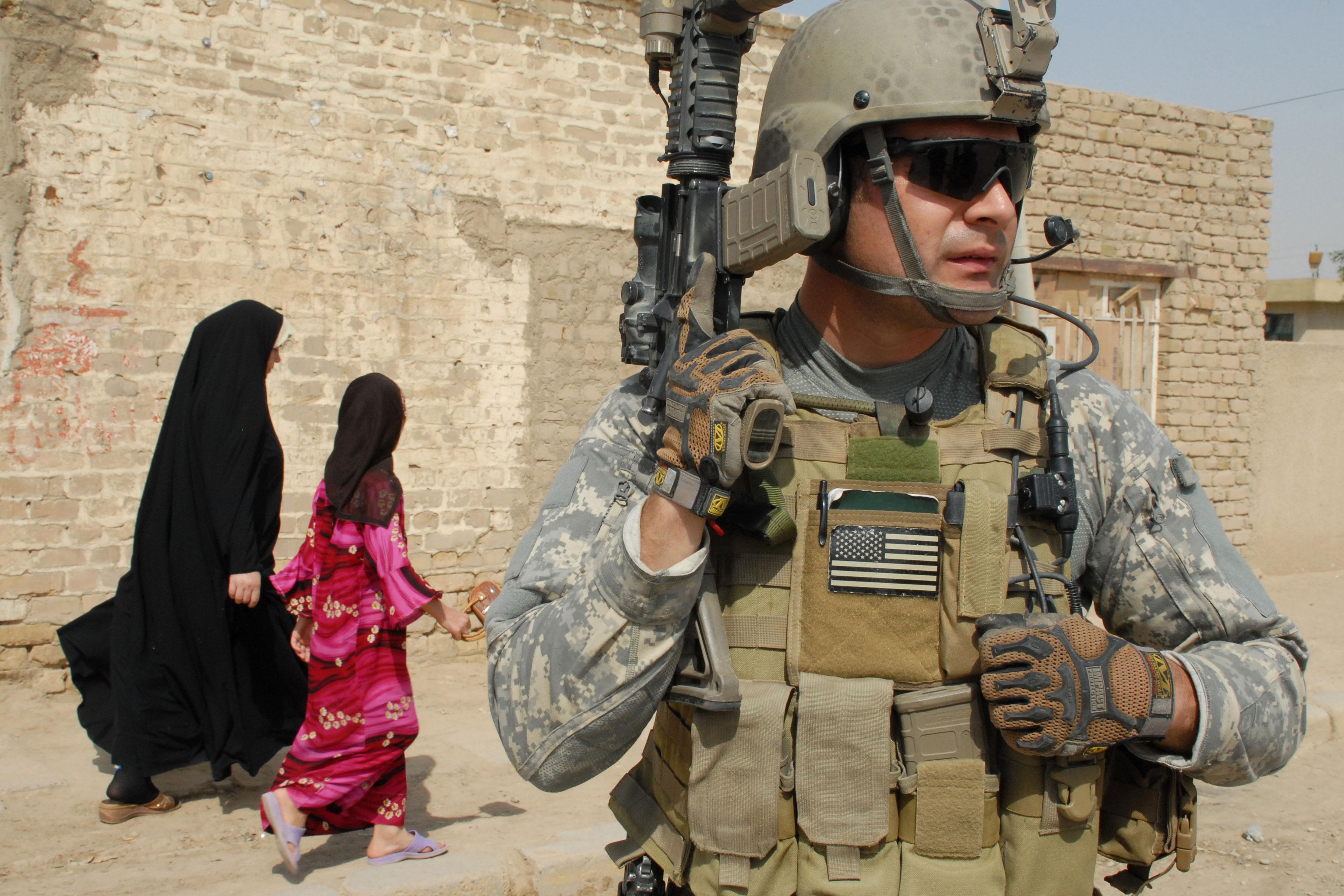 PBB: 15.000 WARGA SIPIL TEWAS DI IRAK SEJAK 2014