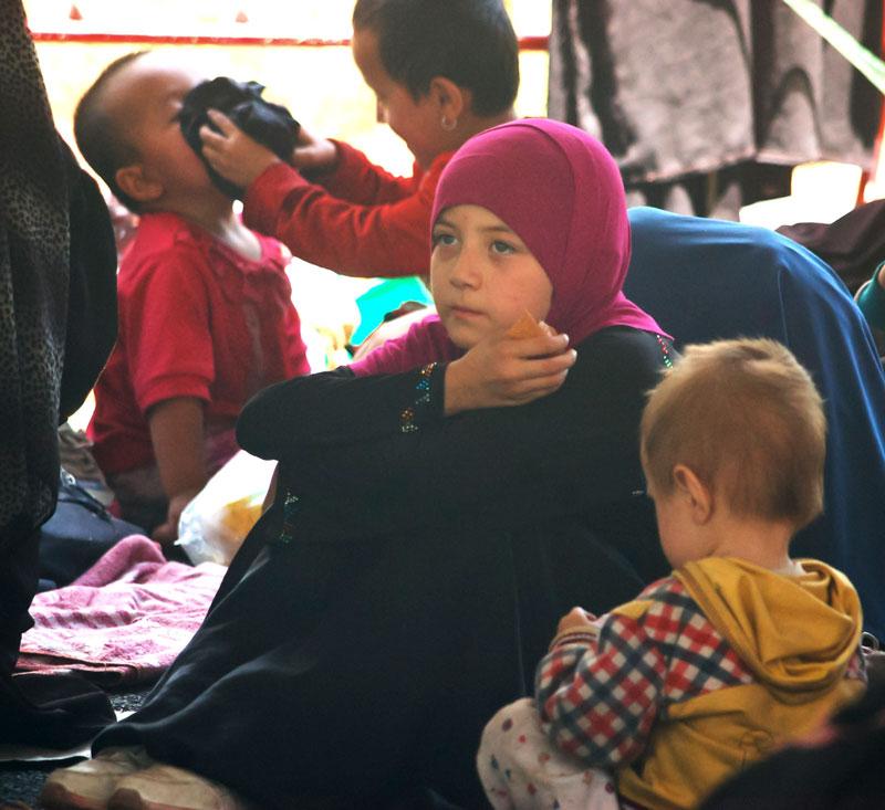 THAILAND DEPORTASI DELAPAN MUSLIM UIGHUR KE TURKI