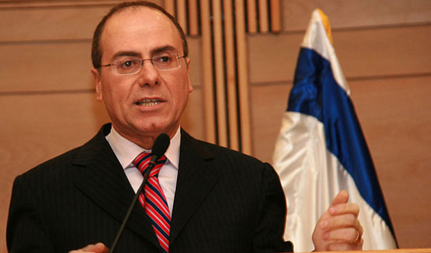 ISRAEL TOLAK INISIATIF PERDAMAIAN ARAB SAUDI