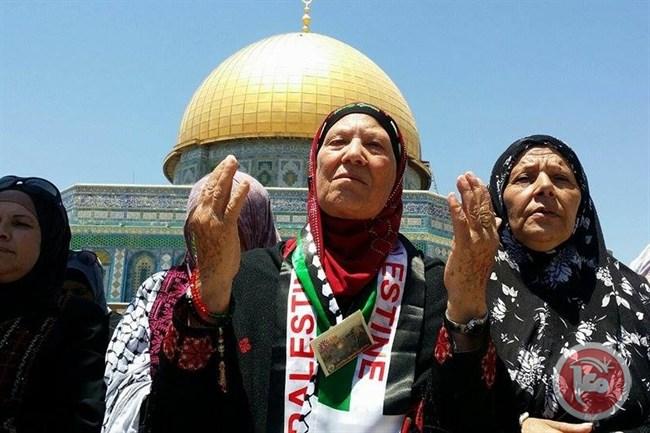 Israel Larang Tujuh Muslimah Ziarah ke Al-Aqsa Dua Pekan
