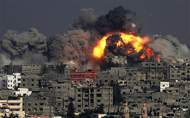 AMNESTY INTERNASIONAL RILIS BUKTI KUAT KEJAHATAN PERANG ISRAEL DI GAZA