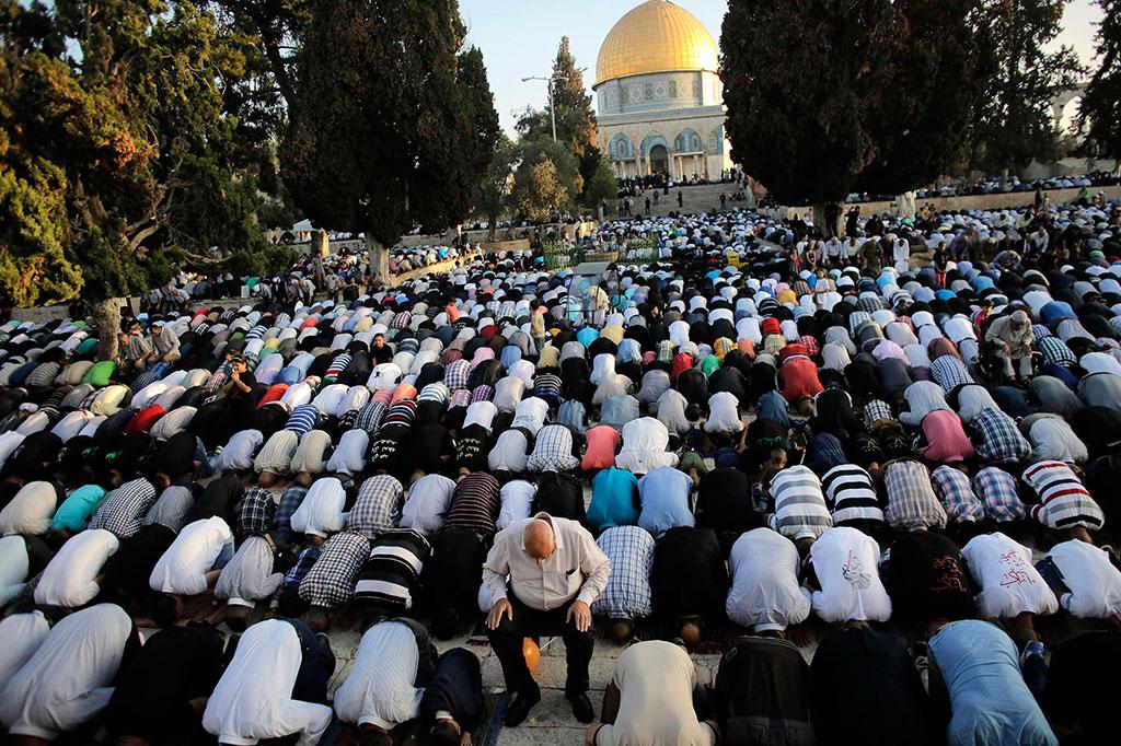 Pemerintah Palestina Rayakan Idul Fitri 5 Juni