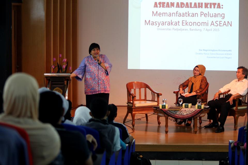 KRISIS EKONOMI YUNANI PENGARUHI ASEAN MESKI TIDAK SIGNIFIKAN