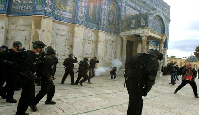 HAMAS: PERKENALKAN PERLAWANAN CARA TANGGAPI PENODAAN AL-AQSHA