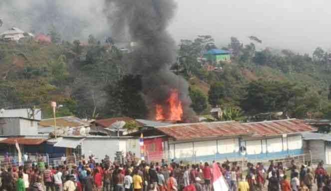 KBPII Sikapi Kondisi Kerusuhan di Wamena
