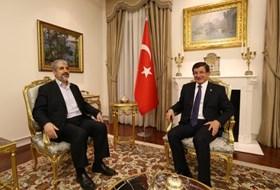 PIMPINAN HAMAS TEMUI PRESIDEN DAN PERDANA MENTERI  TURKI