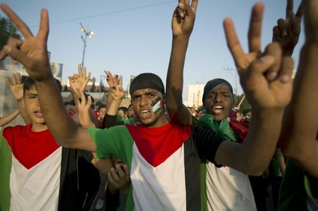 Para Penulis Arab Serukan Pemimpin Dunia Perhatikan Mogok Makan Tahanan Palestina
