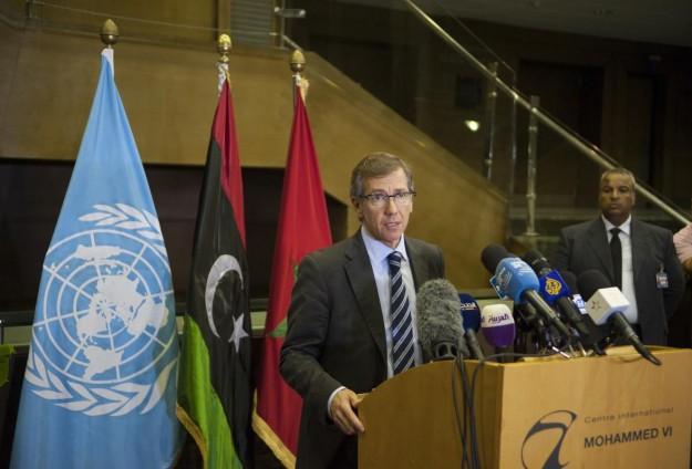 PEMBICARAAN BARU LIBYA DIMULAI DI JENEWA
