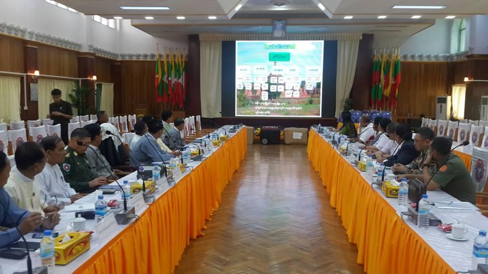 MYANMAR SANGAT TERBUKA TERIMA BANTUAN INDONESIA