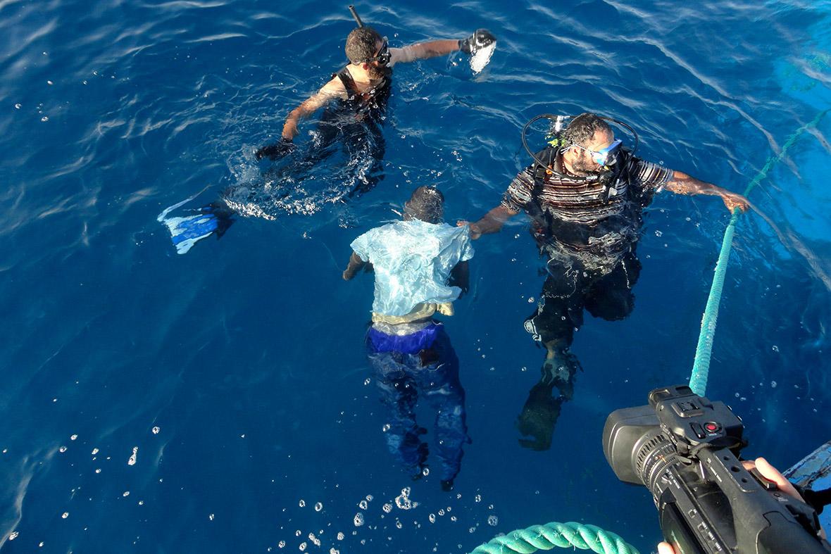 HAMPIR 100 MIGRAN MENINGGAL DI LAUT LIBYA