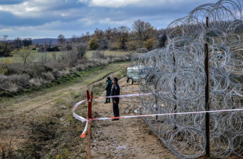 HUNGARIA ANCAM PENJARAKAN MIGRAN