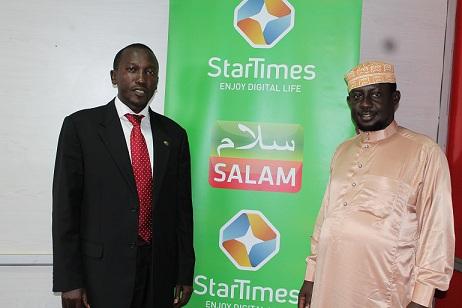 SALAM TV BANGKITKAN SYIAR ISLAM DI UGANDA