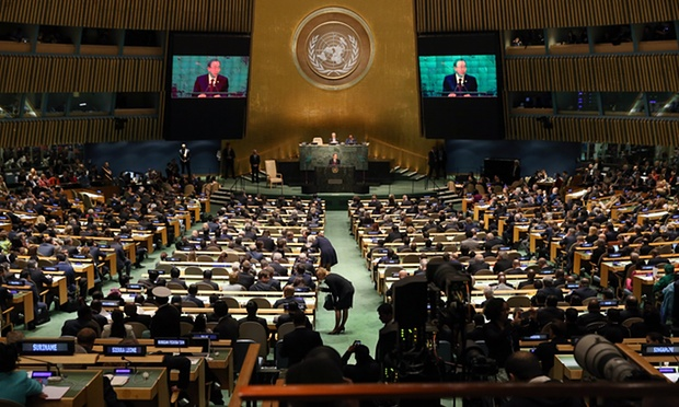 SEKJEN PBB SERUKAN EROPA TANGANI PENGUNGSI DENGAN BAIK