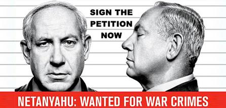 DEMO BESAR AKAN DIGELAR MENENTANG KUNJUNGAN PM ISRAEL DI LONDON