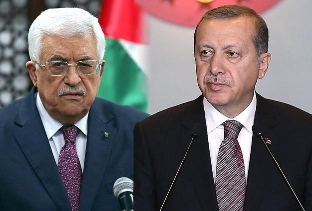 PRESIDEN TURKI KUTUK ISRAEL SERANG AL-AQSHA