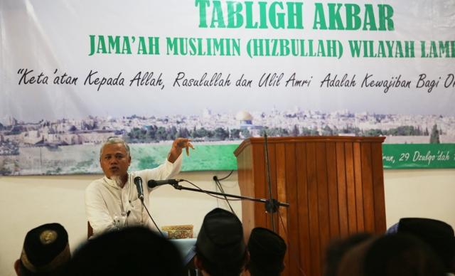 ULAMA : TAAT PADA IMAAM, BUKTI PERAN TERHADAP ISLAM