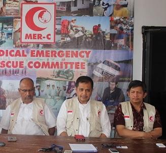 MER-C: INDONESIA HEALTH CENTER BISA DORONG PERDAMAIAN DI MYANMAR