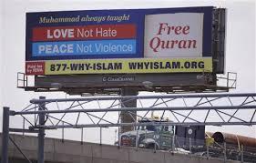 MUSLIM AMERIKA LUNCURKAN KAMPANYE PESAN ISLAM