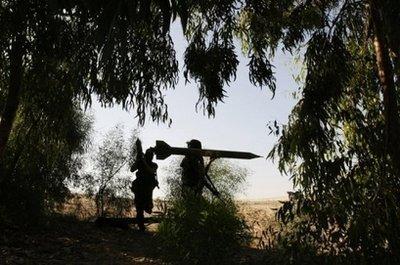 Gaza Luncurkan Roket ke Israel
