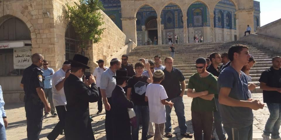 Syaikh Raed Shalah: Serbuan Ekstrimis Yahudi Semakin Membahayakan Al-Aqsha