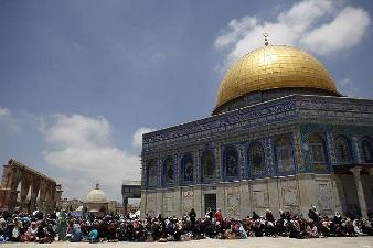 PARLEMEN ARAB ISRAEL KUNJUNGI YORDANIA DAN TURKI BAHAS AL-AQSHA